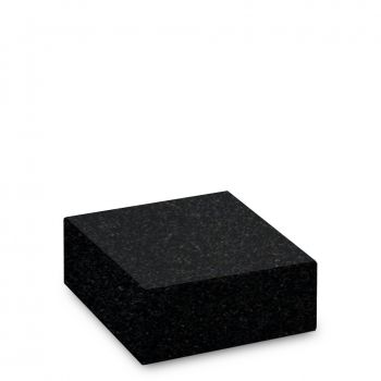 Steinsockel »Indian Black 15x15« Granit