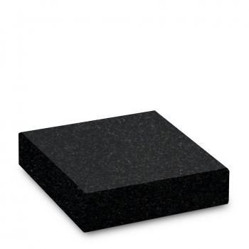 Steinsockel »Indian Black 25x25« Granit