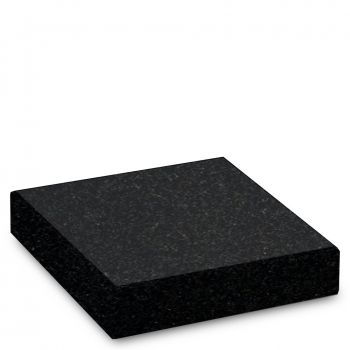 Steinsockel »Indian Black 30x30« Granit