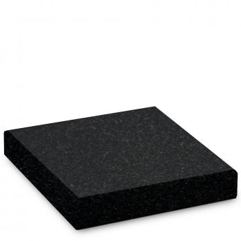 Steinsockel »Indian Black 35x35« Granit