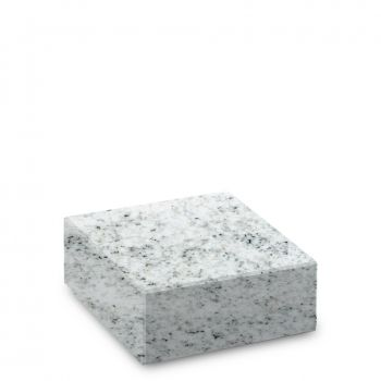 Steinsockel »MP White 15x15« Granit