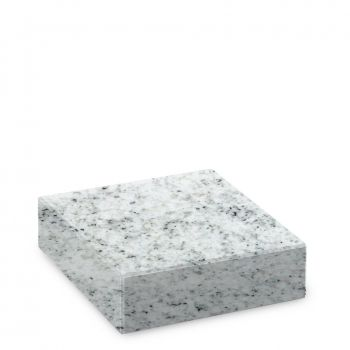 Steinsockel »MP White 17x17« Granit