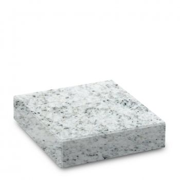 Steinsockel »MP White 25x25« Granit
