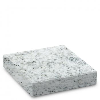 Steinsockel »MP White 35x35« Granit