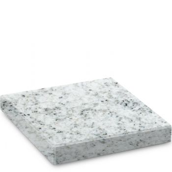 Steinsockel »MP White 40x40« Granit