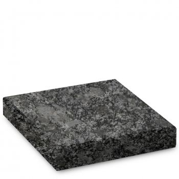 Steinsockel »Steel Grey 35x35« Granit