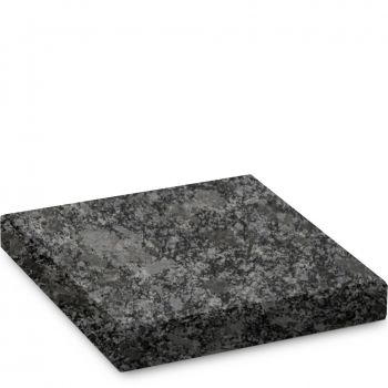 Steinsockel »Steel Grey 40x40« Granit